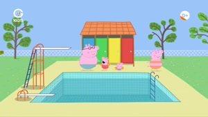 انیمیشن peppa pig - قسمت 74   بخش سه