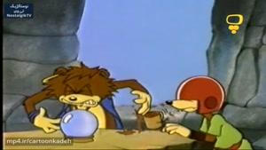 کارتون خرس کوچولوهای پرنده - قسمت نهم