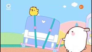 انیمیشن MOLANG قسمت سوم