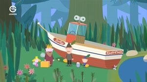 انیمیشن Ben and Holly&#146s little Kingdom بدبختی بزرگ