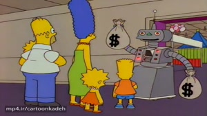 دانلود انیمیشن سریالیThe Simpsons - قسمت11-فصل هشتم