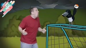 انیمیشن آموزش زبان Steve And Maggie - قسمت ششم