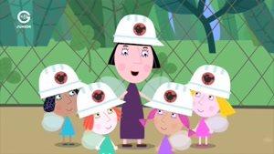 انیمیشن Ben and Holly&#146s little Kingdom گاوها