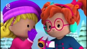 انیمیشن آموزش زبان the little people قسمت پنجم