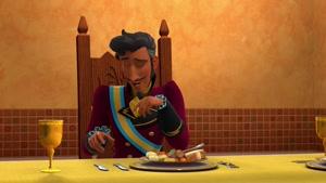 انیمیشن النا قسمت18 فصل اول