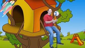 انیمیشن آموزش زبان Steve And Maggie - قسمت 21