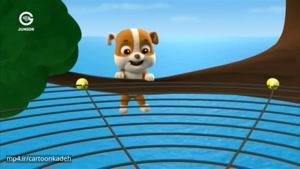 کارتون سگ های نگهبان - سگ ها و رابل