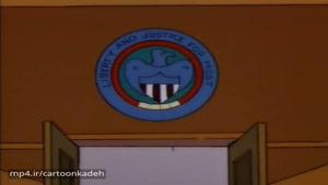 دانلود انیمیشن سریالیThe Simpsons - قسمت12-فصل چهارم