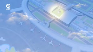 انیمیشن خاطرات فرودگاه دوبله فارسی این قسمت وینکی به فرودگاه پفکی میاد