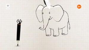 انیمیشن مدادهای آموزشی قسمت نوزدهم