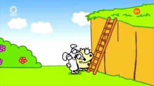 انیمیشن آموزش زبان انگلیسی Fluffy Gardens قسمت دوازده