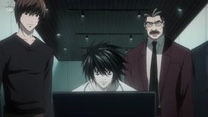 انیمیشن دفترچه مرگ Death Note - دوبله فارسی - قسمت نوزدهم