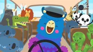 انیمیشن آموزش زبان انگلیسی پاکا آلپاکا قسمت نه