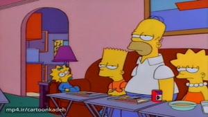 دانلود انیمیشن سریالیThe Simpsons - قسمت13-فصل هشتم