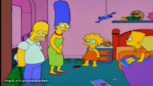 دانلود انیمیشن سریالیThe Simpsons - قسمت13-فصل چهارم