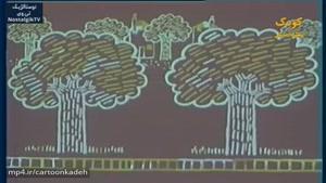 کارتون سایمون در سرزمین گچهای نقاشی -قسمت سوم