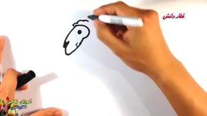 انیمیشن قطار دانش قسمت چهارم