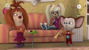 انیمیشن خانواده پوچز دوبله فارسی قسمت بیست و هشتم اتاق خواب