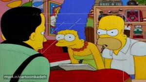 دانلود انیمیشن سریالیThe Simpsons - قسمت15-فصل هشتم