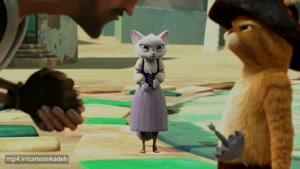 کارتون گربه چکمه پوش - فصل اول - قسمت۹ - با زیرنویس فارسی