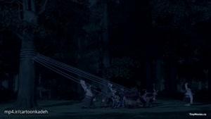 انیمیشن محرمانه انتقامجویان: ملکه سیاه و مجازاتگر