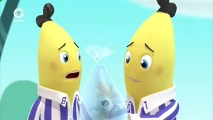 برنامه BANANAS IN PYJAMAS قسمت نهم