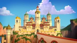 انیمیشن النا قسمت15 فصل اول