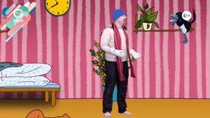 انیمیشن آموزش زبان Steve And Maggie - قسمت ۸