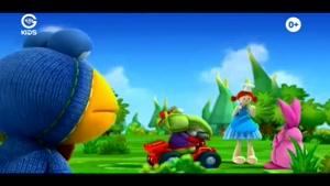انیمیشن دیبو - کرو بزرگ میشود