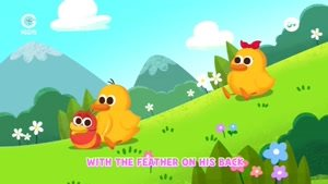 انیمیشن آموزش های شاد با لاروا - Six Little Ducks