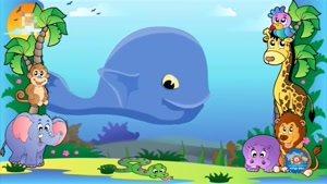 انیمیشن آموزش زبان انگلیسی دنیای حیوانات قسمت پنج