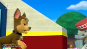 کارتون سگ های نگهبان - سگ ها و روز مدرسه