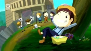انیمیشن داستانک قسمت بیست و یک