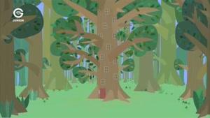 انیمیشن Ben and Holly&#۱۴۶s little Kingdom قسمت گروه خزنده دیزی