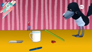 انیمیشن آموزش زبان Steve And Maggie - قسمت ۷