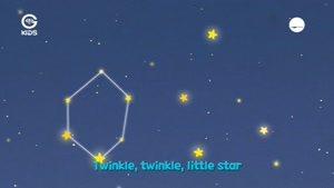 انیمیشن آموزش های شاد با لاروا - Twinkle Twinkle Little Star