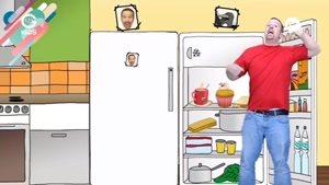 انیمیشن آموزش زبان Steve And Maggie - قسمت ۱۳