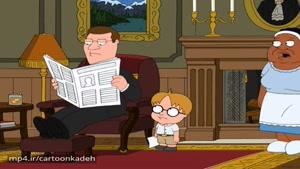 انیمیشن سریالی Family Guy- قسمت۹ - فصل هفتم