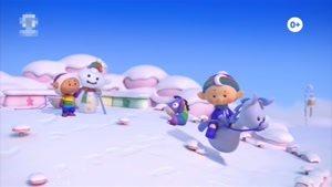 انیمیشن آموزش زبان انگلیسی Cloud Babies قسمت سه