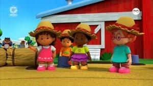 انیمیشن آموزش زبان the little people قسمت بیست