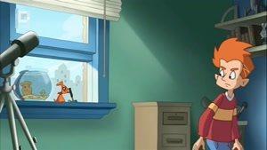 انیمیشن ماهی قرمز من قسمت نوزده
