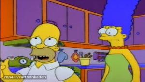دانلود انیمیشن سریالیThe Simpsons - قسمت15-فصل چهارم