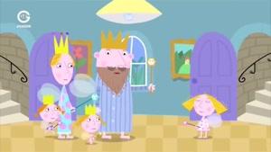 انیمیشن Ben and Holly&#۱۴۶s little Kingdom قسمت روز جادویی نیست