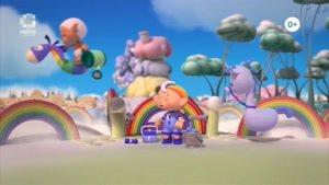 انیمیشن آموزش زبان انگلیسی Cloud Babies قسمت دو