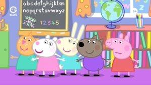انیمیشن peppa pig - قسمت 61
