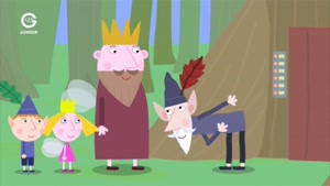 انیمیشن Ben and Holly&#۱۴۶s little Kingdom قسمت زمان سختی