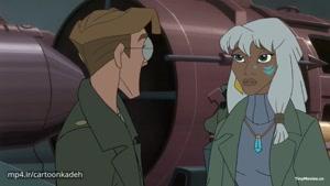 انیمیشن آتلانتیس: بازگشت میلو 2003 Atlantis Milo's Return