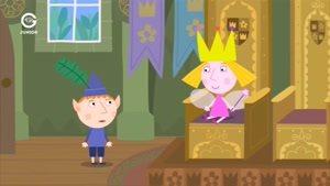 انیمیشن Ben and Holly&#146s little Kingdom ملکه هولی