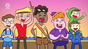 انیمیشن آموزش زبان Ms.Booksy قسمت نوزده