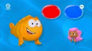 انیمیشن ماهی بادکنکی دوبله فارسی قسمت دو